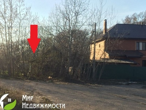 Продается зем.уч. в п. Горшково 9 сот. ИЖС - Фото 3