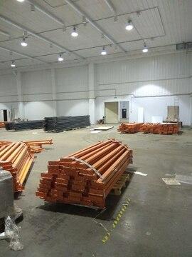 Отапливаемый склад 3000 кв.м - Фото 4