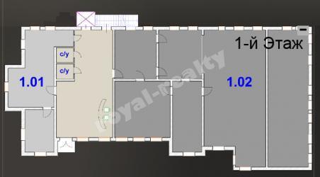 Продажа Особняк 1222 кв.м. - Фото 2