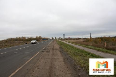 Участок 1 Га для строительства автостоянки, сто - Фото 1