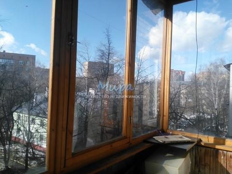 Двухкомнатная квартира в пешей доступности от метро Котельники. Кирп - Фото 1