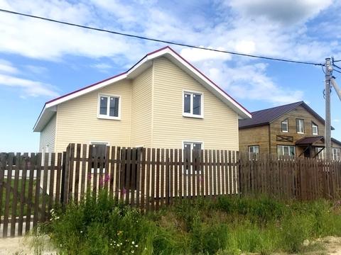 Продам дом в Ломоносовском р-не д. Новая Буря - Фото 1