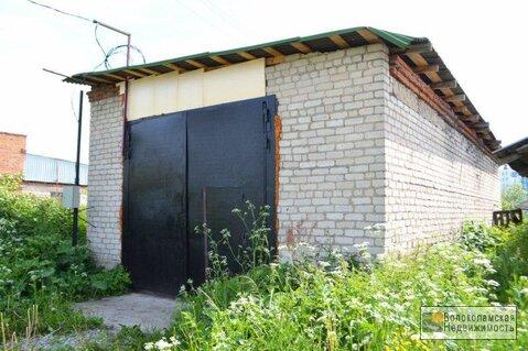 Продажа здания склада в Волоколамске 61 кв.м. - Фото 1