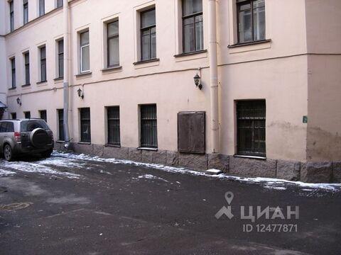 Офис в Санкт-Петербург ул. Всеволода Вишневского, 11 (126.0 м) - Фото 1