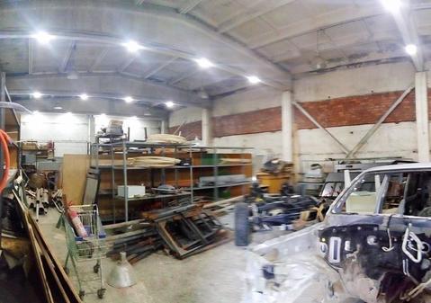 Аренда.склады и производство. 300 кв.м. и более.пандусы, отопление и т. - Фото 1