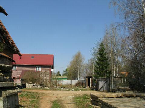Ильинское ш. 25км. Село Уборы участок 30.8 соток ИЖС - Фото 1