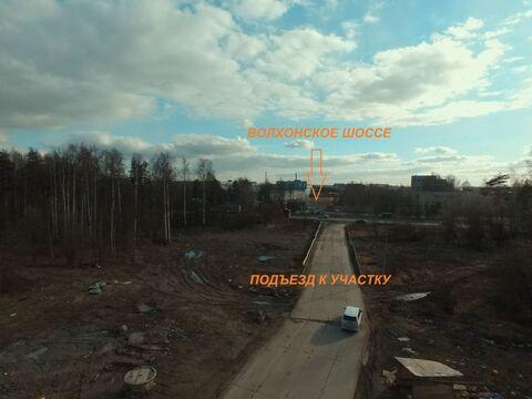 Промзона в Горелово 0,5 Га (Волхонское шоссе) - Фото 2