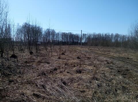 Продаётся земельный участок д. Тюфанка рядом с кп Южные озёра - Фото 1