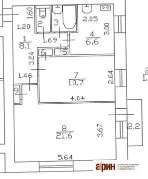 Продажа квартиры, м. Международная, Ул. Белы Куна