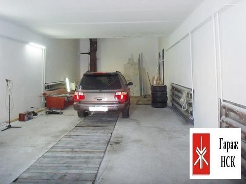 Сдам большой гараж в ГСК Автоклуб №520. Шлюз, Плотинная 9/1, за жби - Фото 3