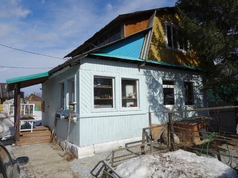 Благоустроенный дом рядом с озером п.Санаторный, 9 км от Екатеринбург - Фото 1