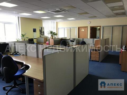 Аренда помещения 1403 м2 под офис, м. Проспект Мира в бизнес-центре . - Фото 1