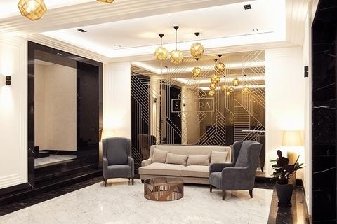 Продажа апартаментов 90 м2 в ЦАО Москвы, Б.Тишинский пер.38 - Фото 3