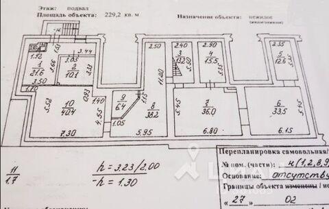 Склад в Санкт-Петербург Малоохтинский просп, 36 (229.2 м) - Фото 2