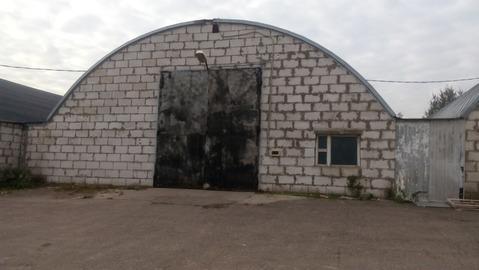 Аренда склада, Железнодорожный, Балашиха г. о, Местоположение объекта . - Фото 2