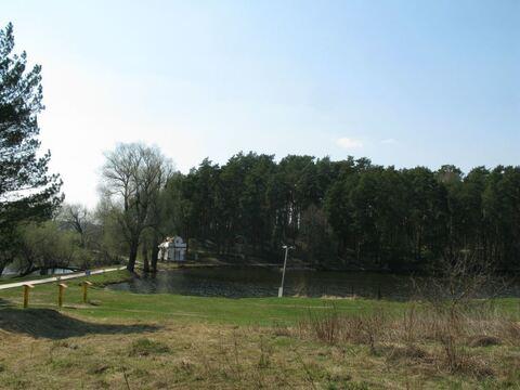 Участок у воды с панорамными видами на Шереметьевские пруды - Фото 1