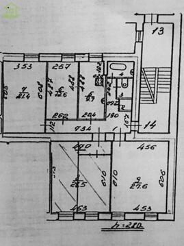 Комната по адресу Малодетскосельский пр. 34 - Фото 4