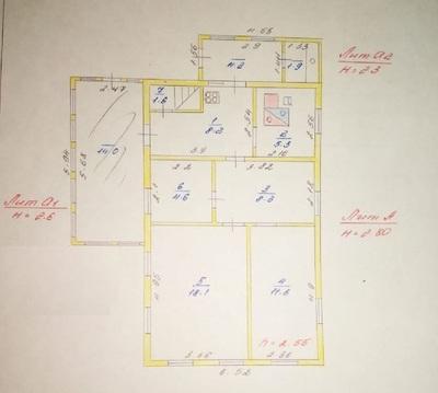 Зимний дом в Семрино 60 км до спб +12,6 соток земли - Фото 1