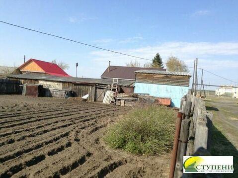 Продажа дома, Глядянское, Притобольный район - Фото 4