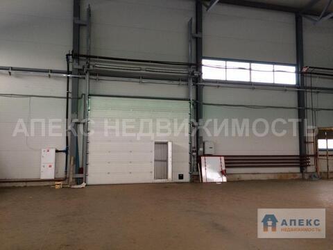 Аренда помещения пл. 570 м2 под склад, производство, Подольск . - Фото 3