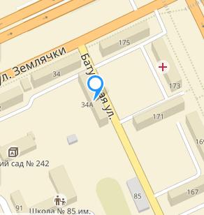 Квартира, ул. Землячки, д.34 к.А