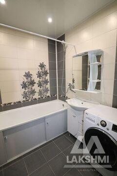 Апартаменты с ванной комнатой на Крикковском шоссе д. 20. новый дом. - Фото 1