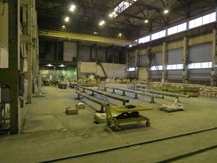Производственный комплекс (действующий завод металлоконструкций) - Фото 4