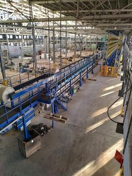 Производственный комплекс 4000 кв.м,2 мвт. - Фото 1