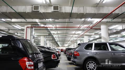 Аренда парковочного машиноместа подземный парикнг Москва Сити - Фото 2