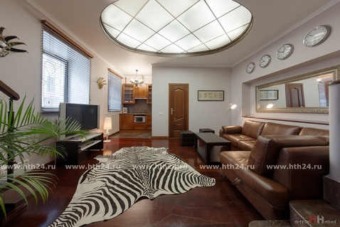 Двухэтажные апартаменты в центре Петербурга. Итальянская ул. 27 - Фото 3