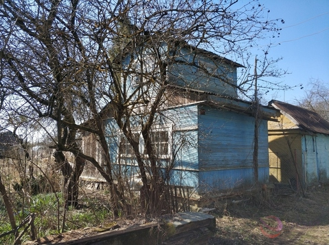 Г. Гатчина, СНТ Дружба, 5соток + дача 30 кв.м. - Фото 1