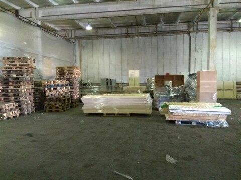 Отапливаемый склад 600 кв.м, пандус - Фото 1