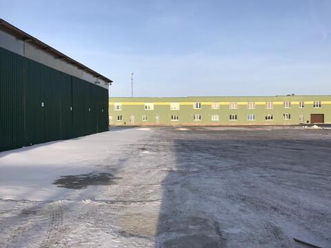 Склады с офисными помещениями класса С пос.Полеводство Екатеринбург - Фото 1