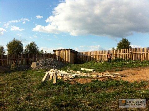 Продается земельный участок 12 соток, в Волоколамске на Северном шоссе - Фото 1