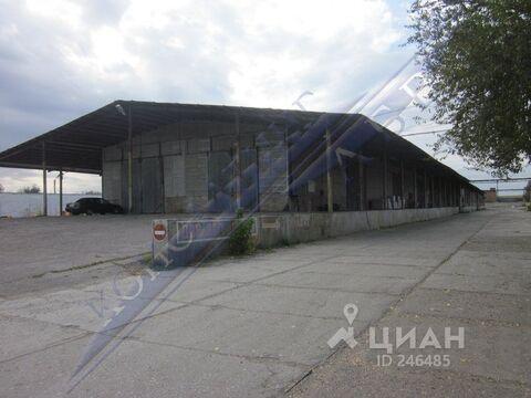 Склад в Астраханская область, Астрахань Сенная ул. (123.2 м) - Фото 1