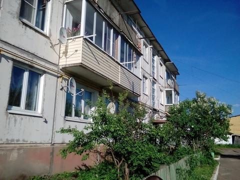 Продам 4 комнатную квартиру село Завьялово, улица Гольянская 96 - Фото 1