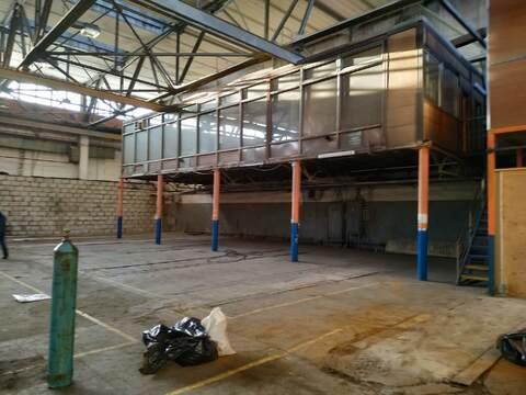Производственно-складское помещение 1068 кв.м. - Фото 4
