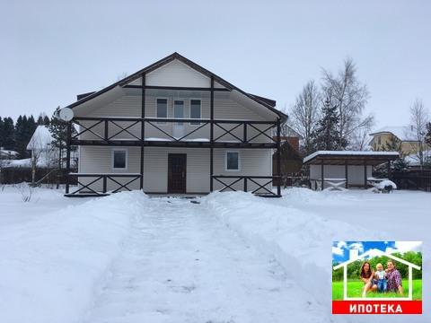 Зимний дом пос.Выра - Фото 5