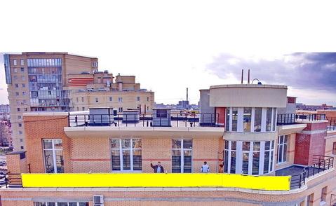Продажа 256 кв.м 4 комн квартиры с башней террасой высокими потолками - Фото 3