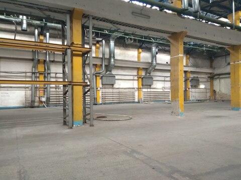 Производство/Склад 1500кв.м,1 мвт,7 ворот, пандус - Фото 4
