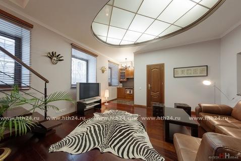 Двухэтажные апартаменты в центре Петербурга. Итальянская ул. 27 - Фото 2