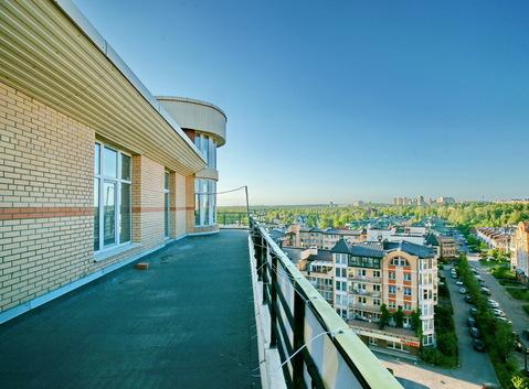 Продажа 256 кв.м 4 комн квартиры с башней террасой высокими потолками - Фото 5