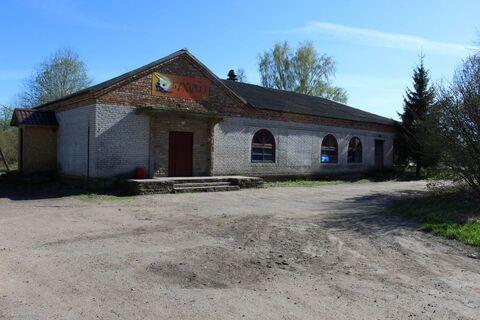 Здание бывшей столовой в п. Котельском - Фото 1