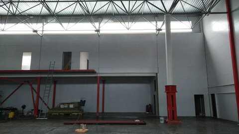 Новый склад 850 кв.м, отдельно стоящий - Фото 1