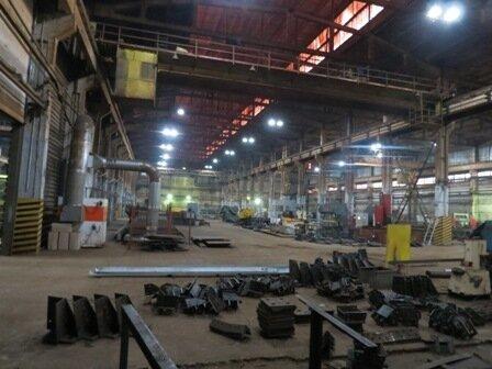 Производственный комплекс (действующий завод металлоконструкций) - Фото 3