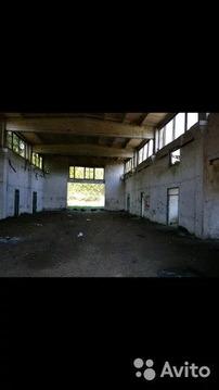 Ангар в Никольском на берегу водохранилища - Фото 2