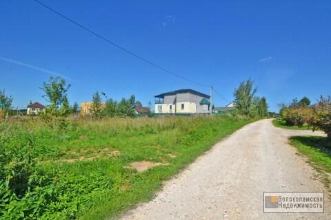 Участок 12сот с газом в Волоколамске (ИЖС) - Фото 3
