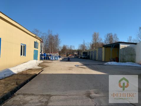Производственно-складской комплекс с земельным участком 4,5 Га в 30 . - Фото 3