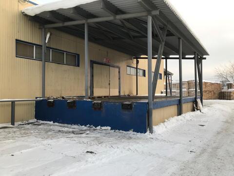 Складской комплекс В+ 1722 кв.м. - Фото 1