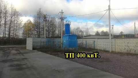 Производственно-складская база 3,6 Га с жд тупиком и веткой - Фото 4